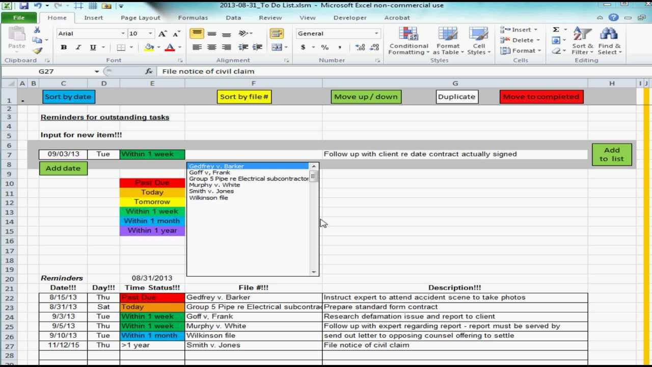 job tracking spreadsheet download