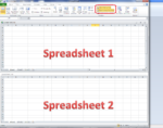 merge spreadsheets in excel