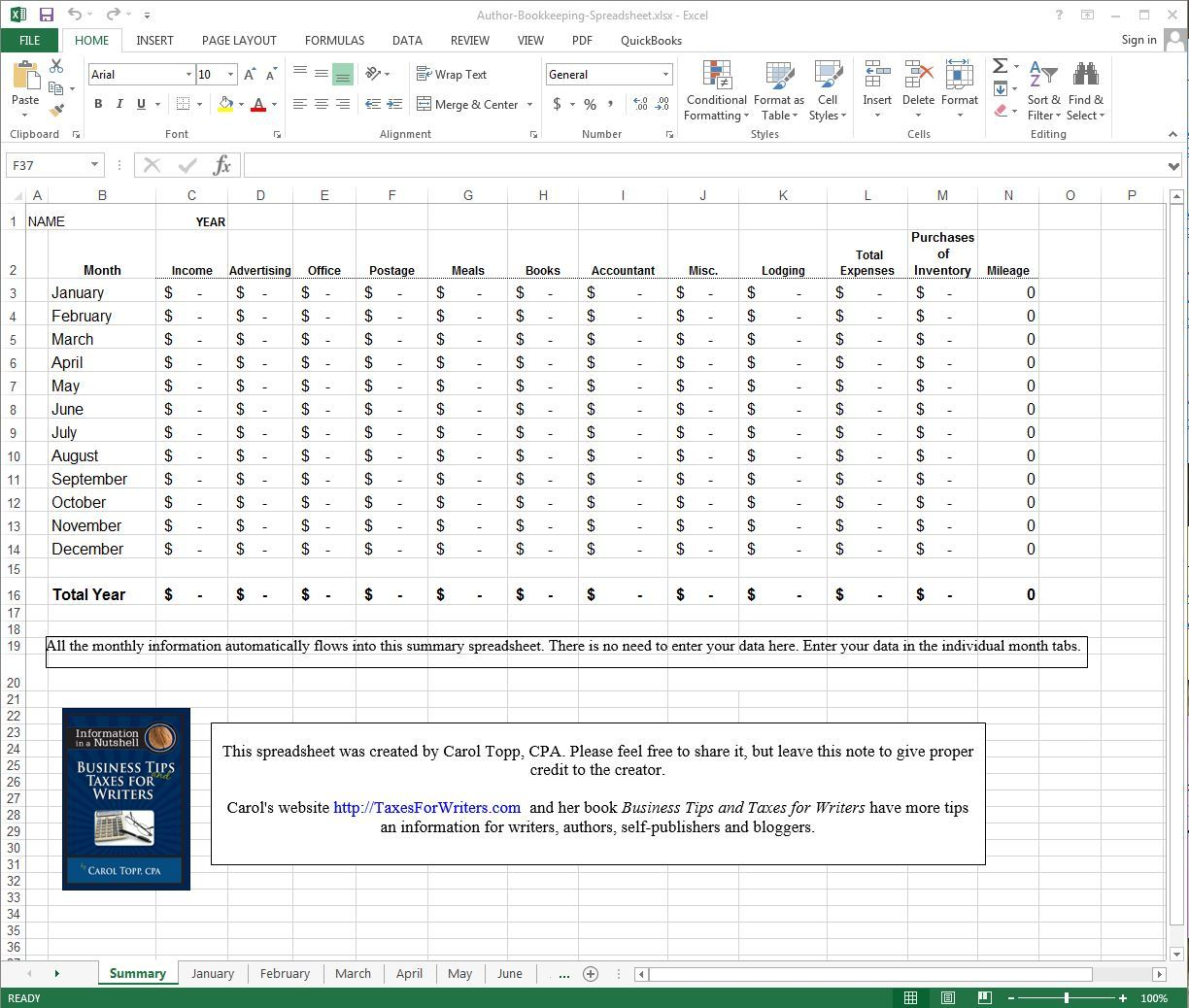 openoffice calc templates