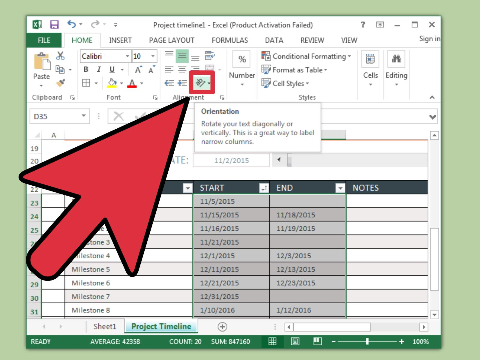 ow to unlock excel spreadsheet for editing