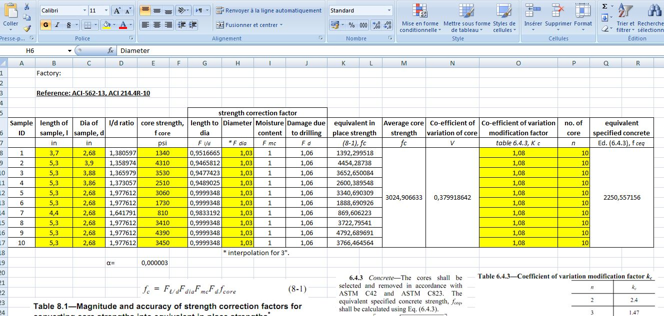 quantity takeoff excel spreadsheet