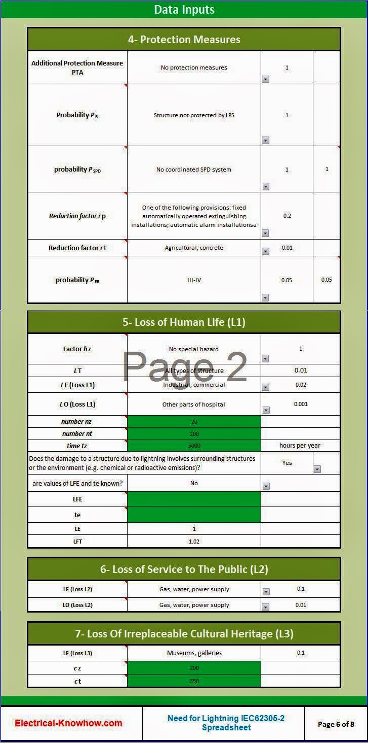 residential electrical load calculation spreadsheet free download