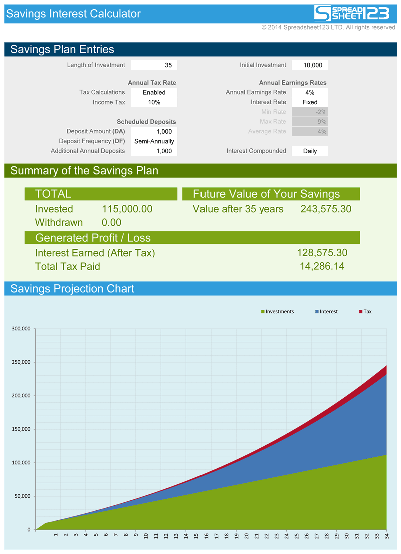 retirement planning calculator excel india