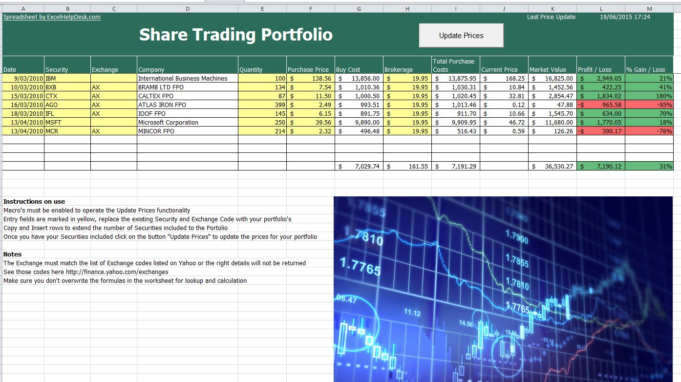 share excel spreadsheets online