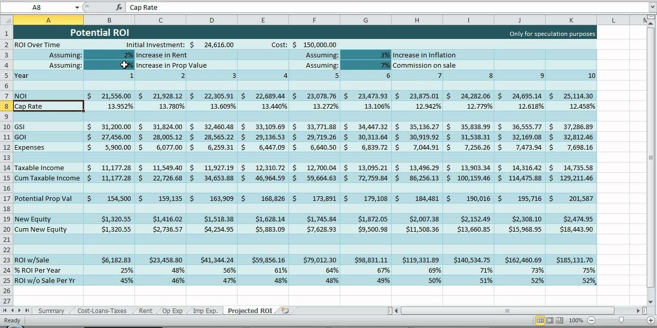 spreadsheet for home business expenses