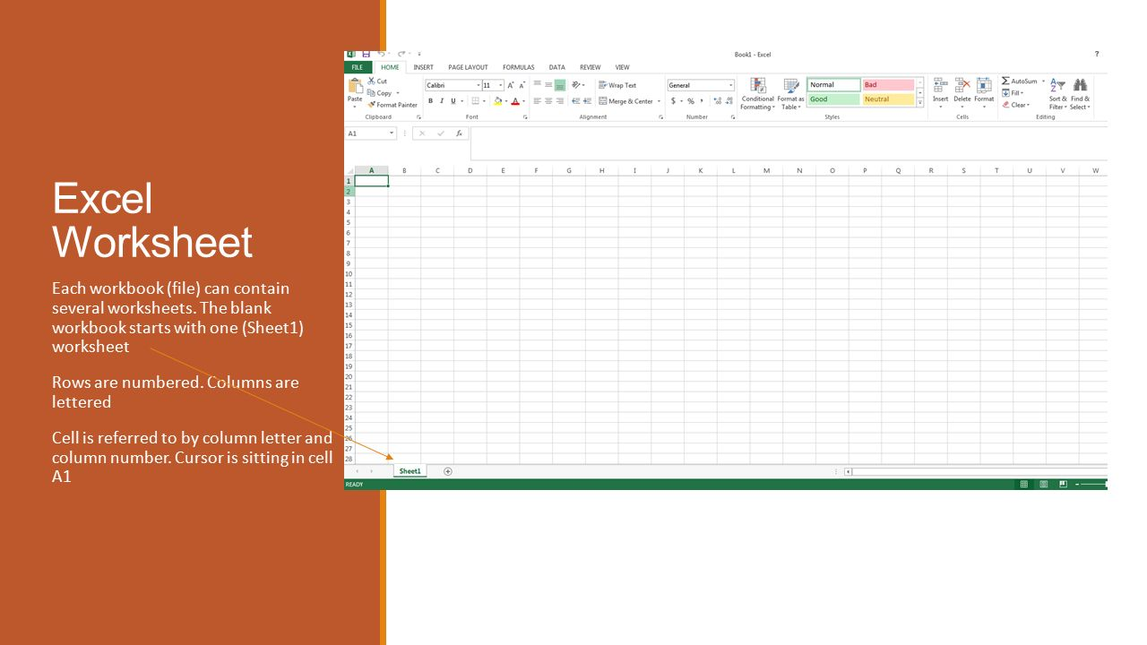 spreadsheet formulas start with