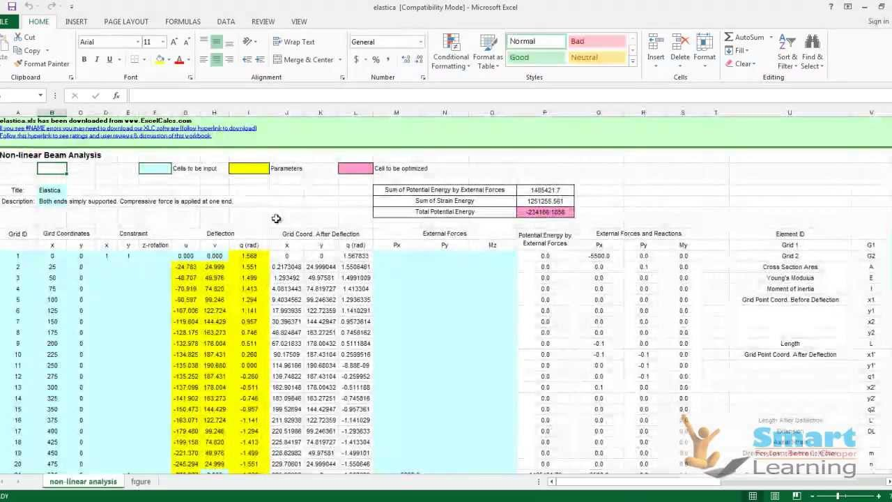 spreadsheet tools for engineers using excel 2007 free download