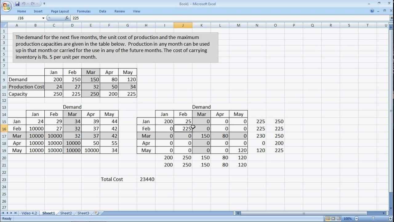 storage capacity planning template free