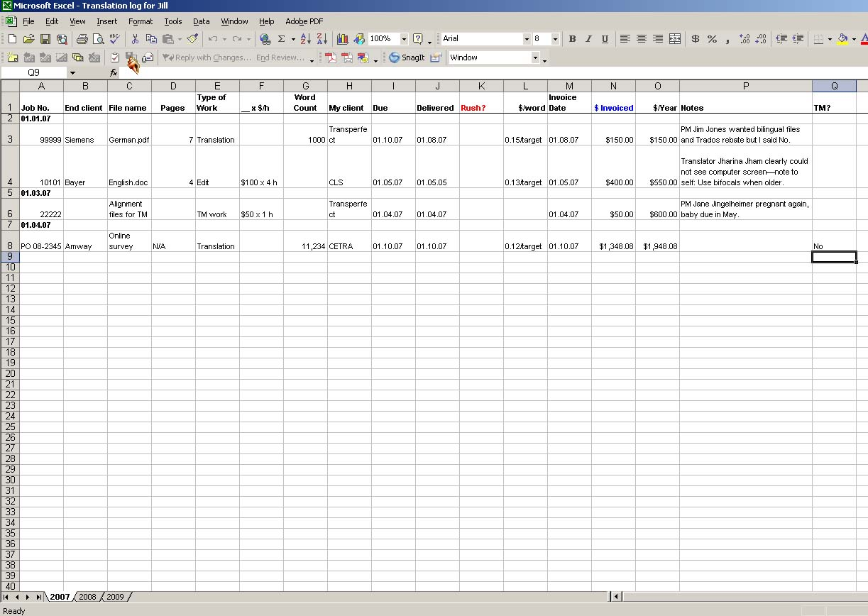 task tracking spreadsheet template free download