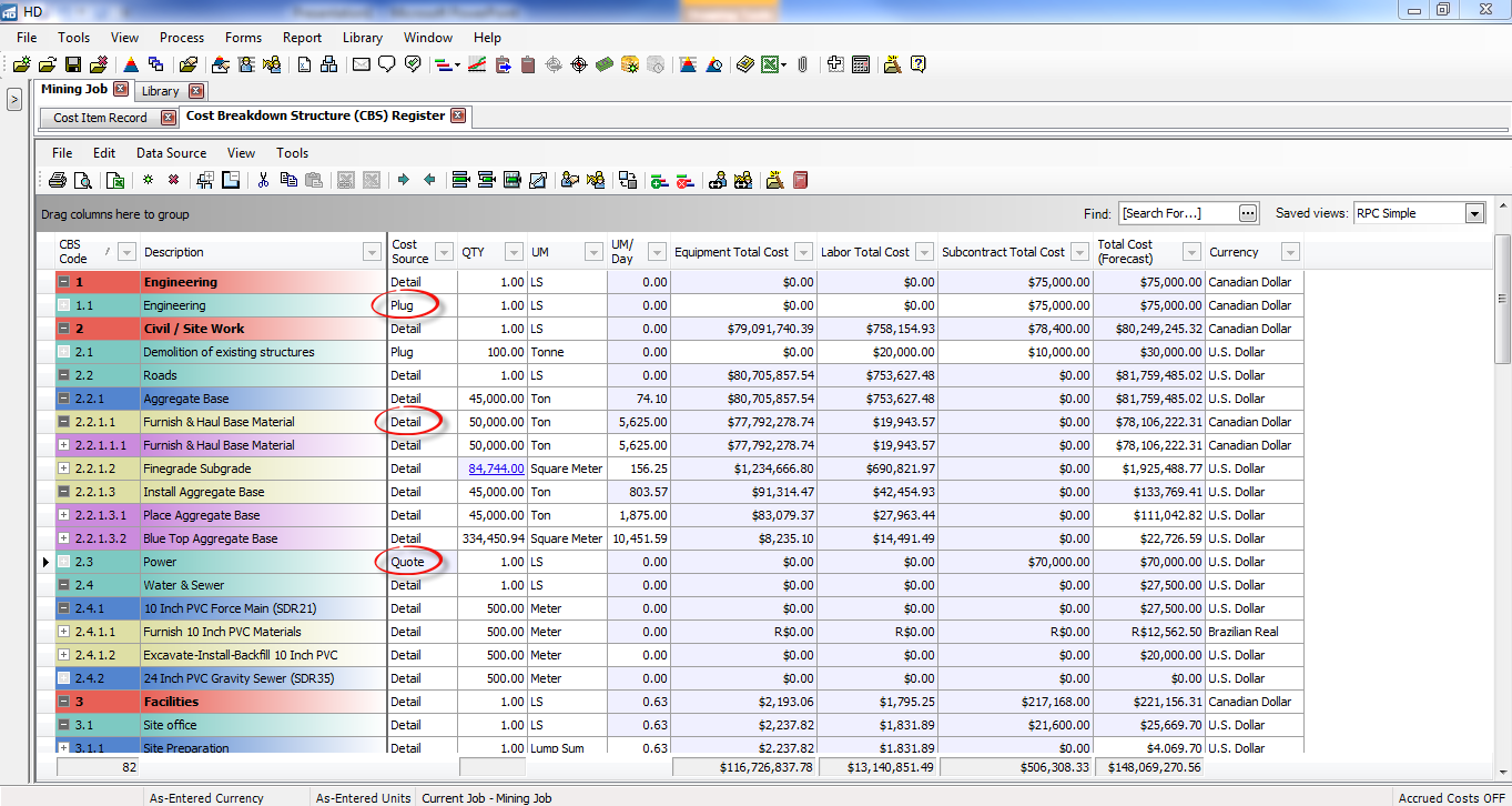 templates Excel Spreadsheet For Construction Estimating