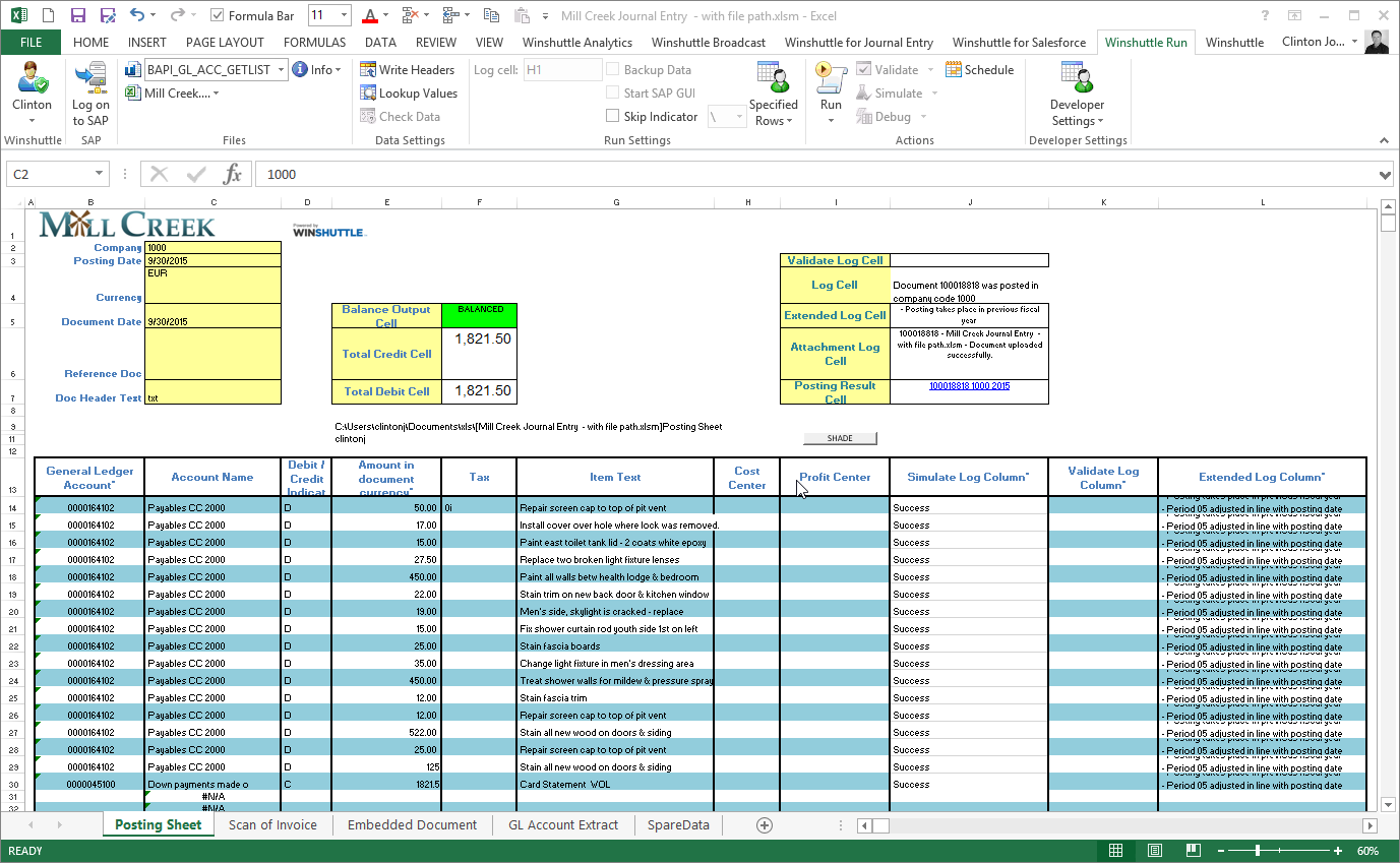 Post Excel Spreadsheet Online