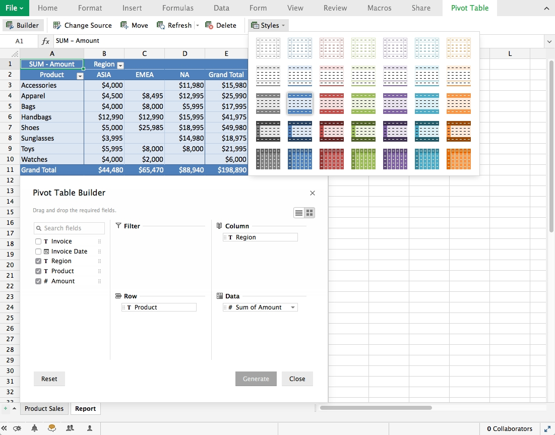 top 10 spreadsheet software download free