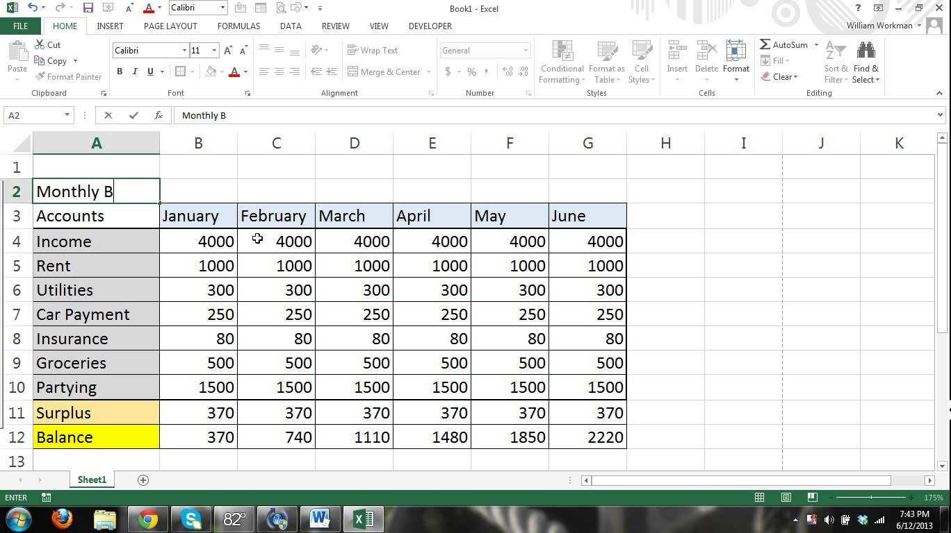 tutorial for excel spreadsheets download