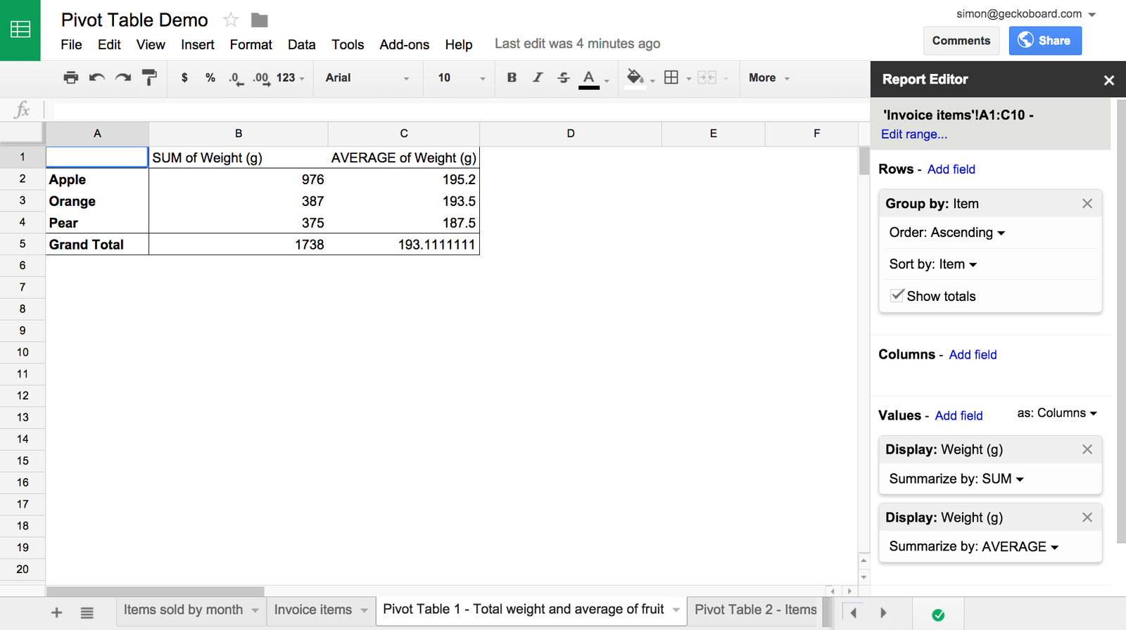 tutorials how to make a table of contents in google docs