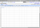 what is google spreadsheet called