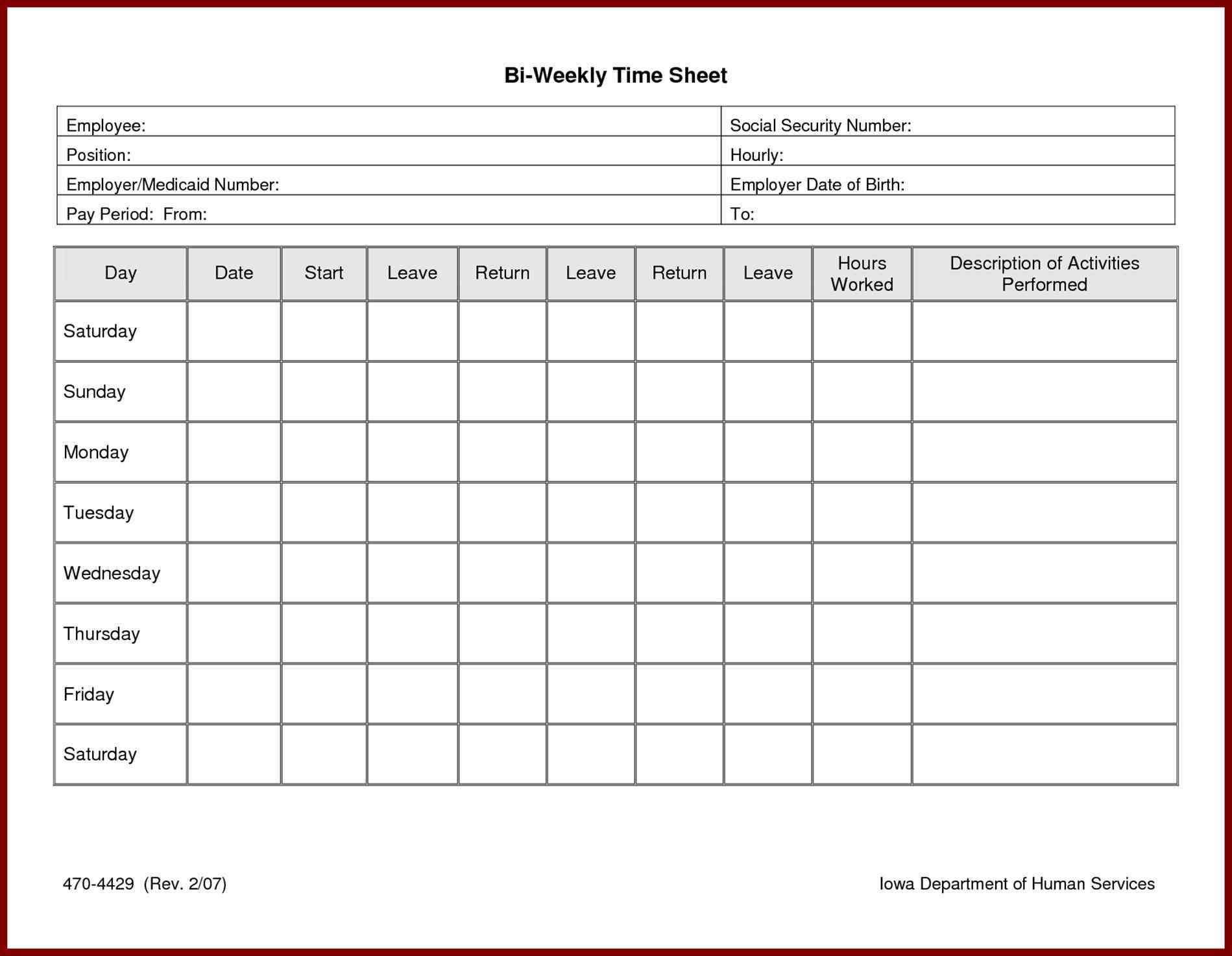 workout logs templates